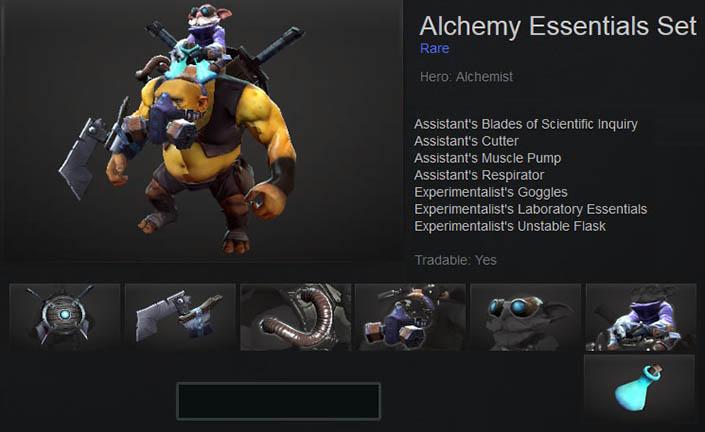 Alchemy Essentials