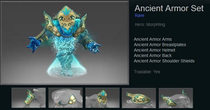 Ancient Armor