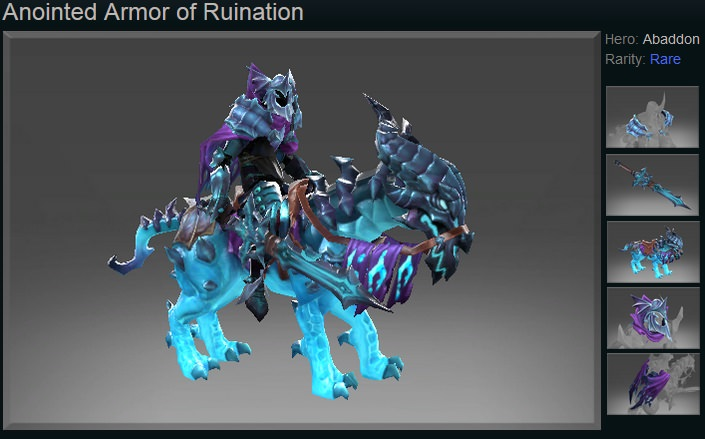Anointed Armor of Ruination