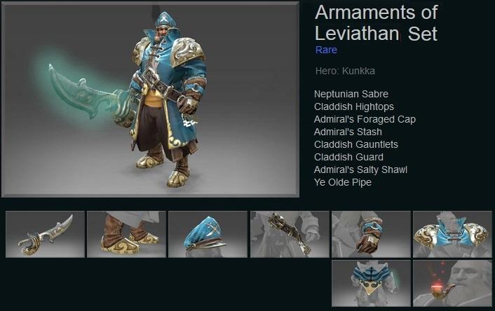 Armaments of Leviathan