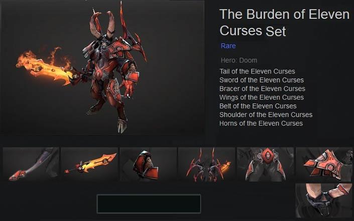 Burden of Eleven Curses