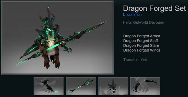 Dragon Forged