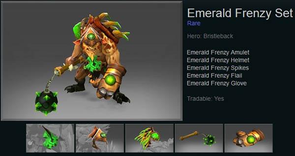 Emerald Frenzy