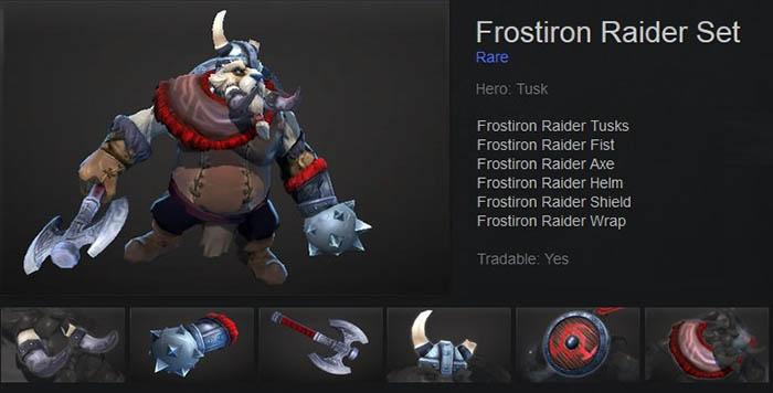 Frostiron Raider