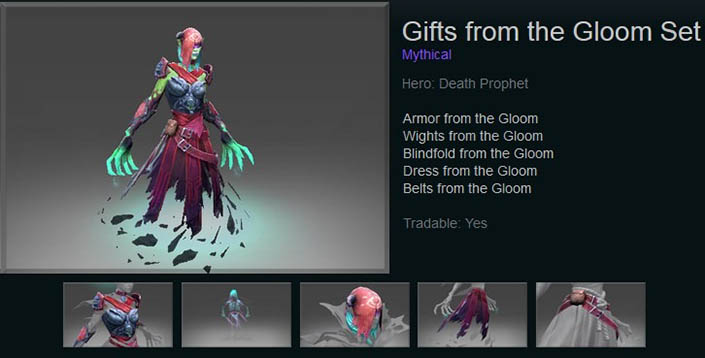 Gifts from the Gloom