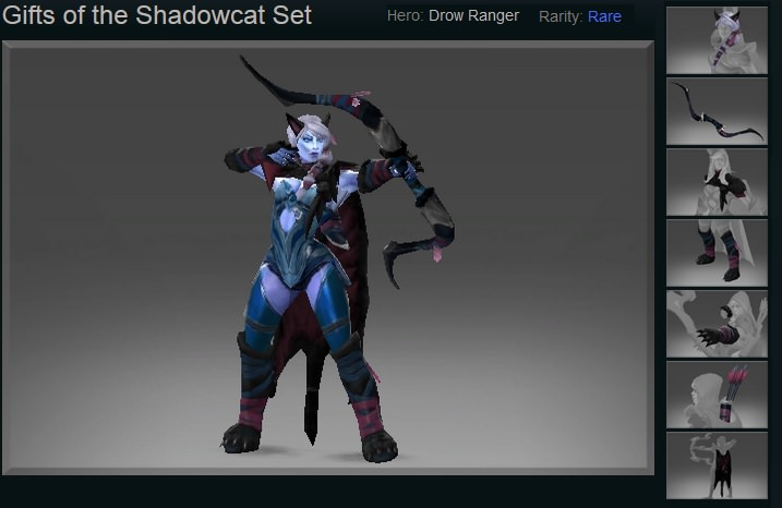 Gifts of the Shadowcat
