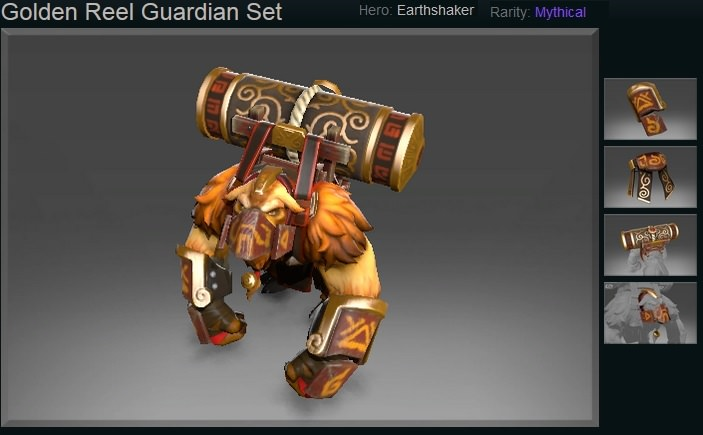 Golden Reel Guardian