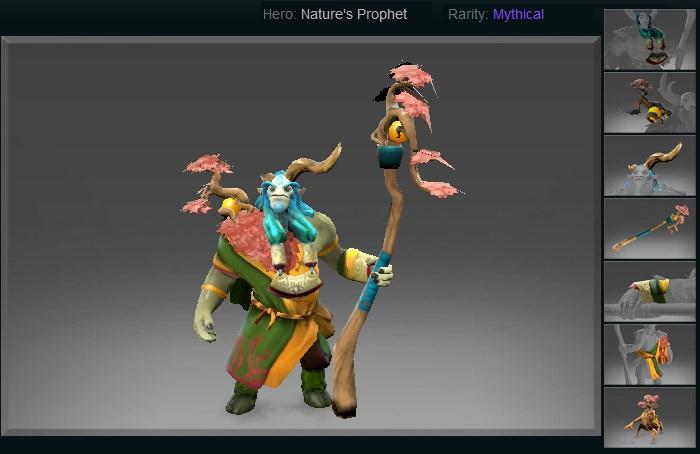 Guardian of the Eternal Seasons