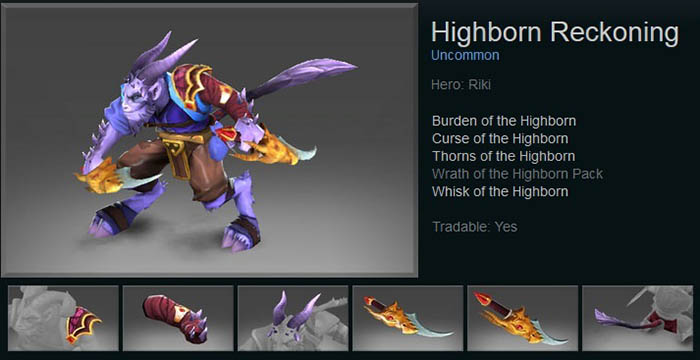 Highborn Reckoning