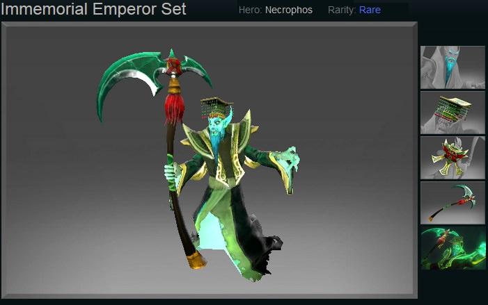 Immemorial Emperor