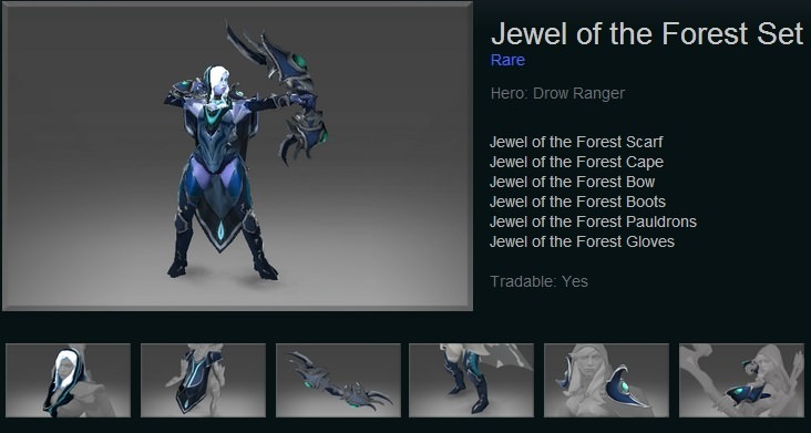 Jewel of the Forest
