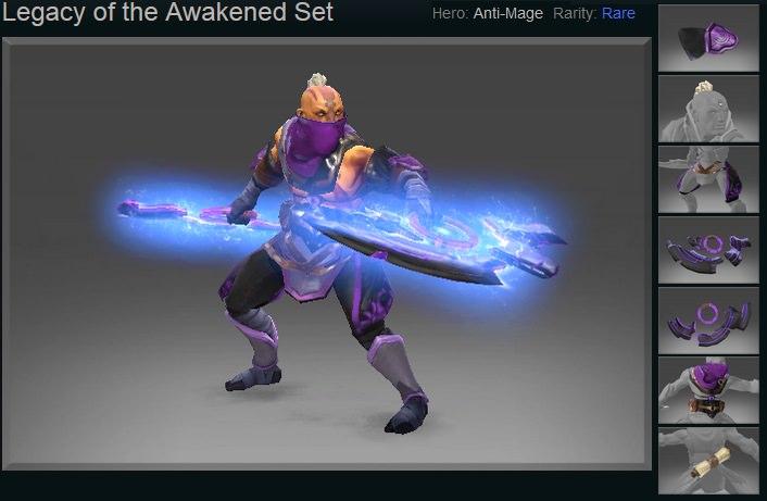 Legacy of the Awakened