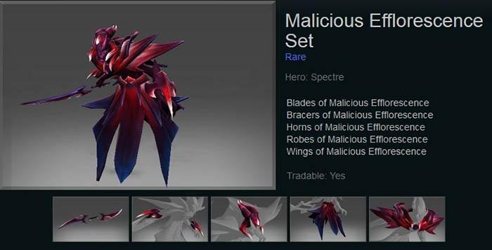 Malicious Efflorescence