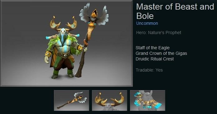 Master of Beast and Bole
