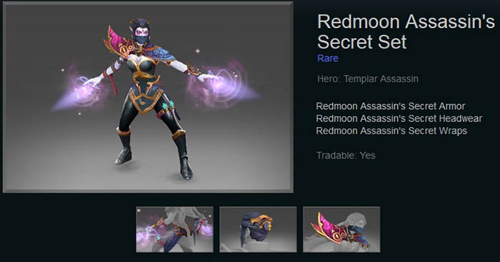 Redmoon Assassin's Secret