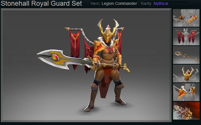 Stonehall Royal Guard
