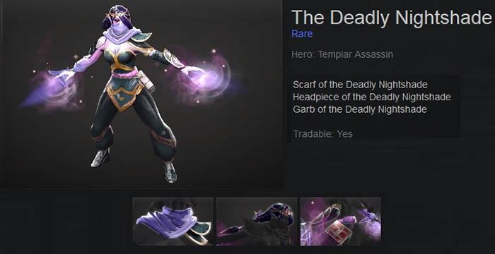 The Deadly Nightshade