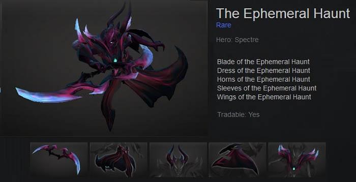 The Ephemeral Haunt