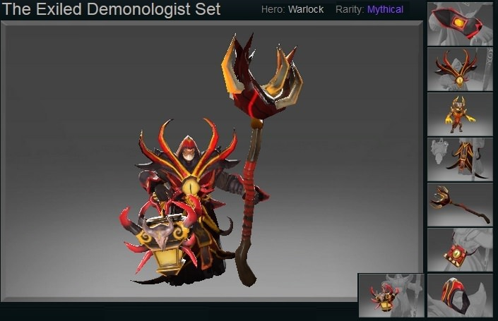 The Exiled Demonologist