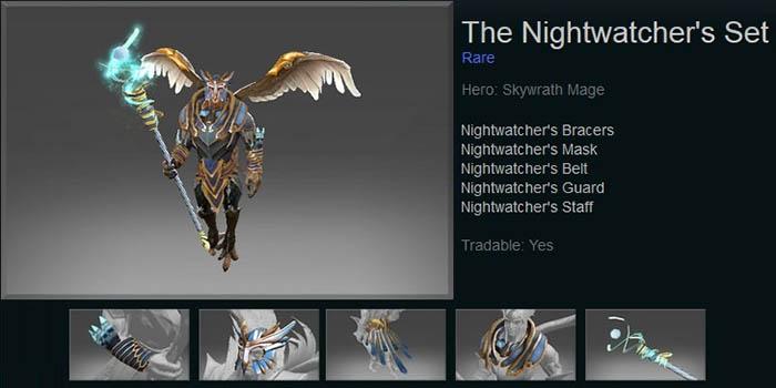 The Nightwatcher's