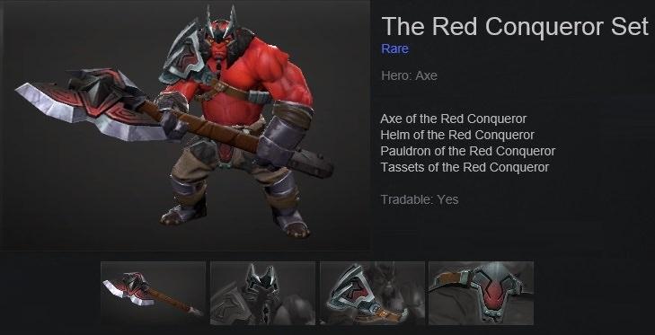 The Red Conqueror