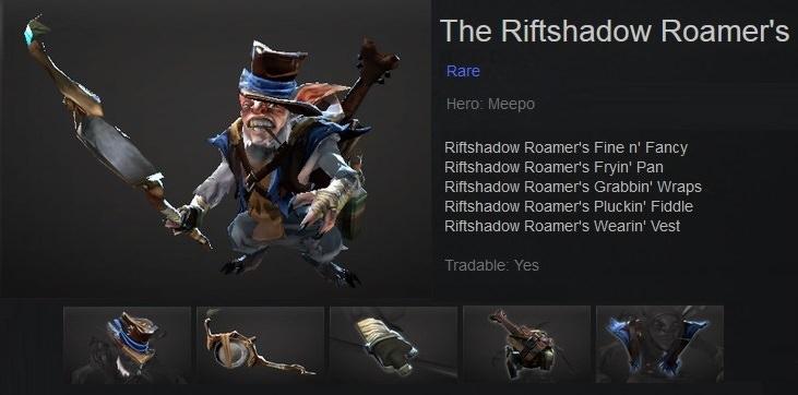The Riftshadow Roamer's