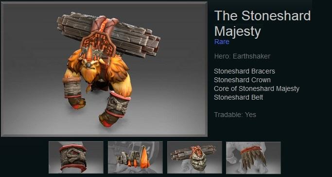 The Stoneshard Majesty