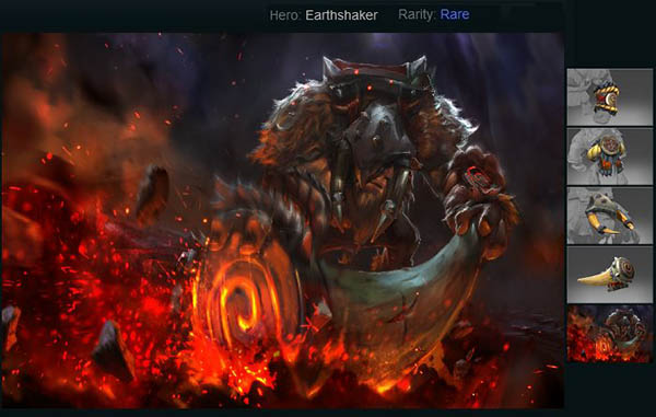 Tine of the Behemoth