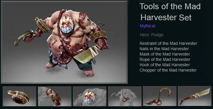 Tools of the Mad Harvester