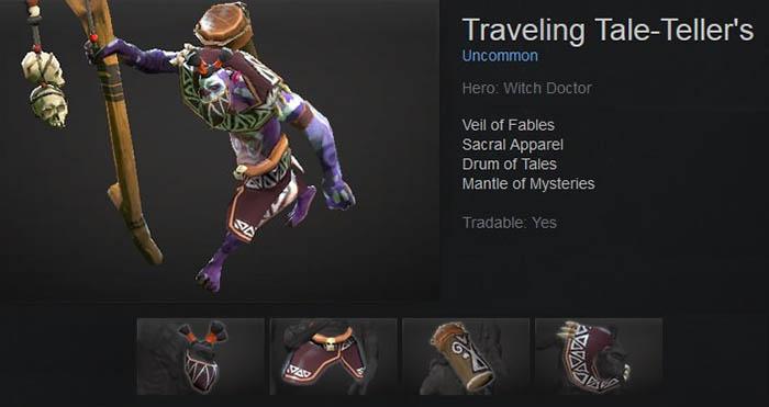 Traveling Tale-Teller's