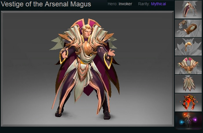 Vestige of the Arsenal Magus