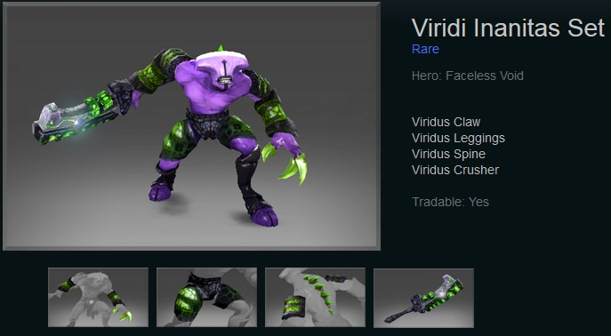 Viridi Inanitas