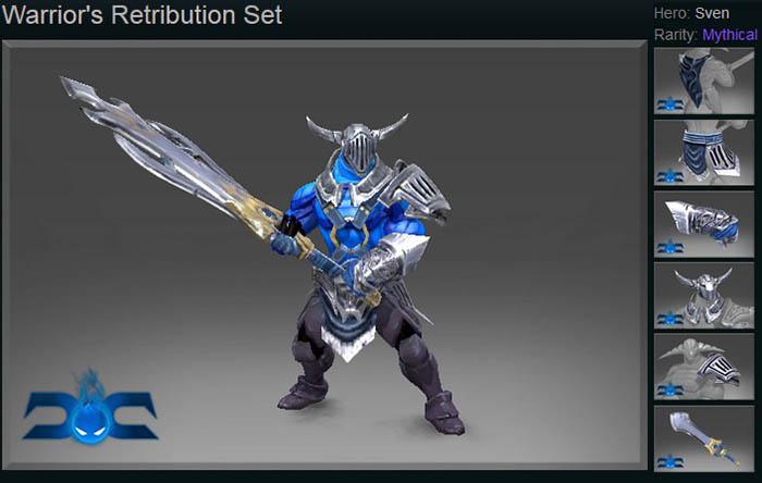 Warrior's Retribution