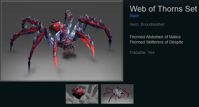 Web of Thorns