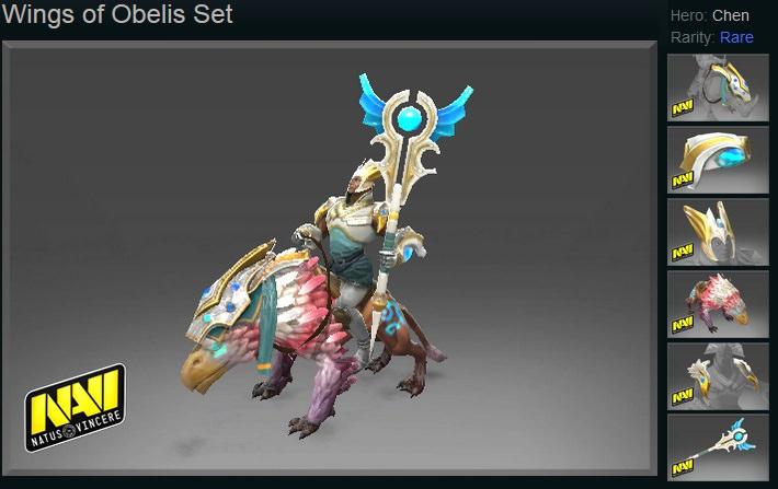 Wings of Obelis