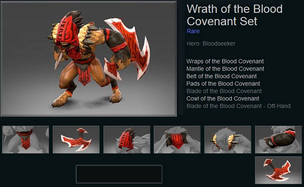 Wrath of the Blood Covenant