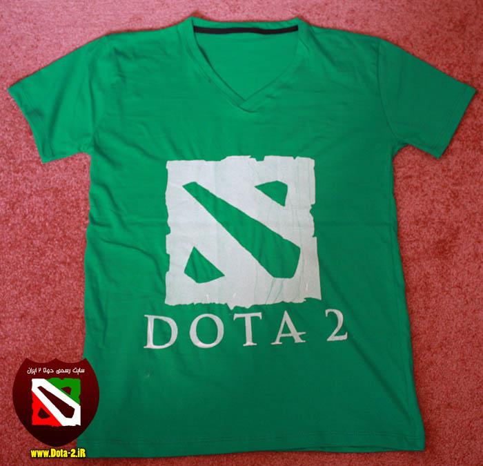 tshirt-dota2-green