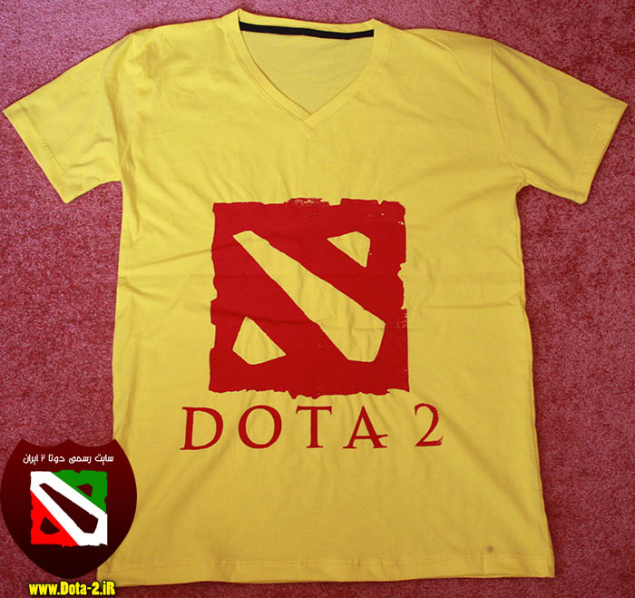 tshirt-dota2-yellow
